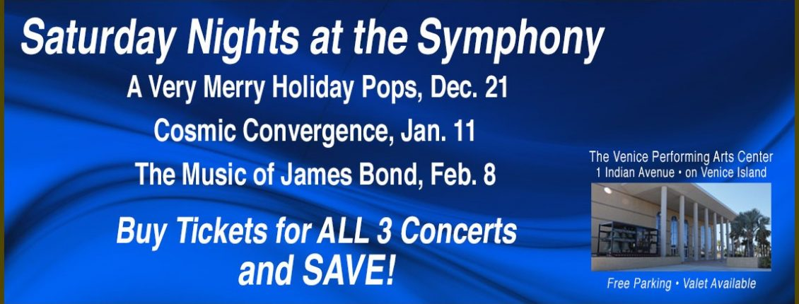 The Venice Symphony • A professional orchestra in Southwest